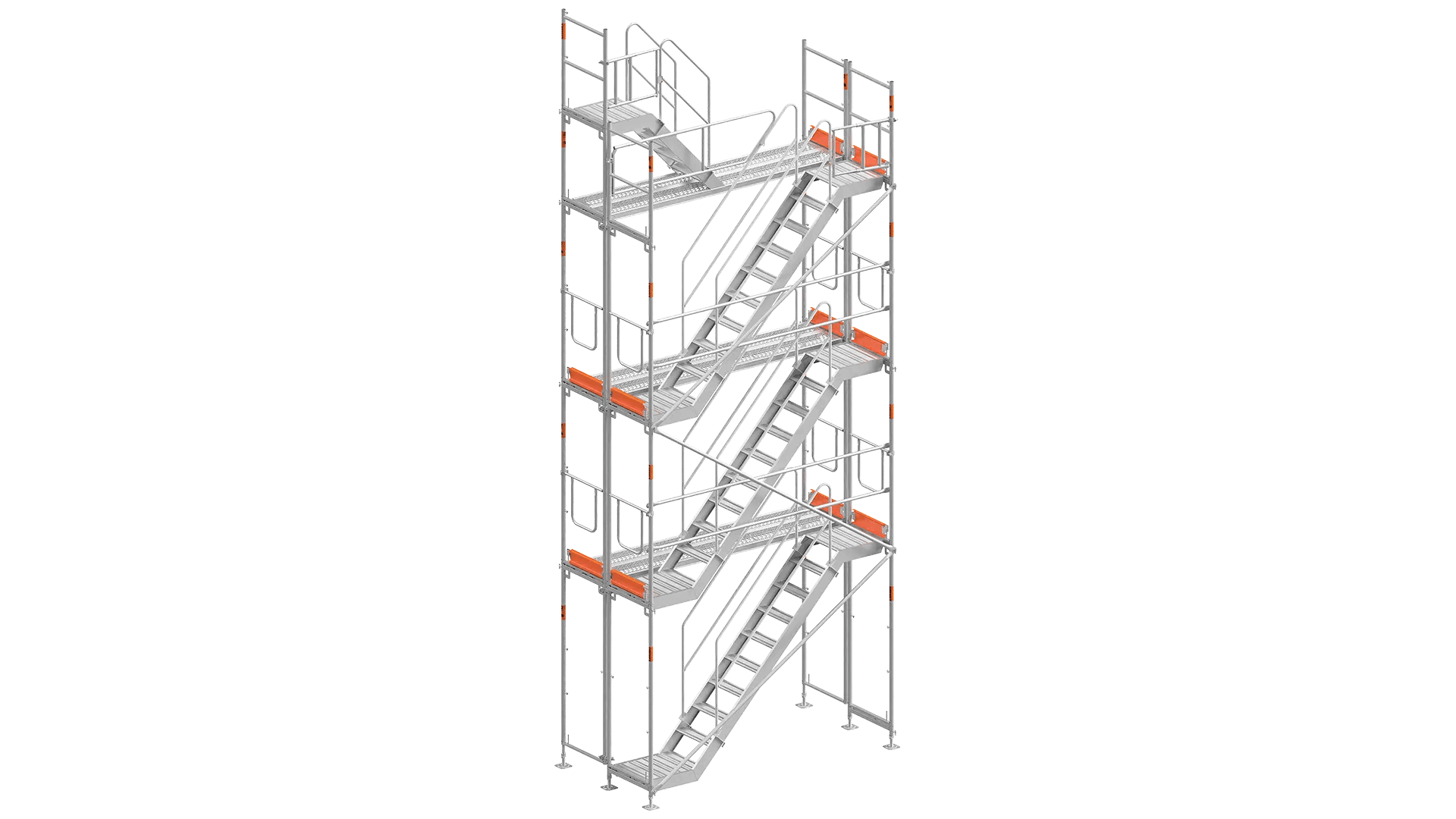 catari fa-48 scaffold tower