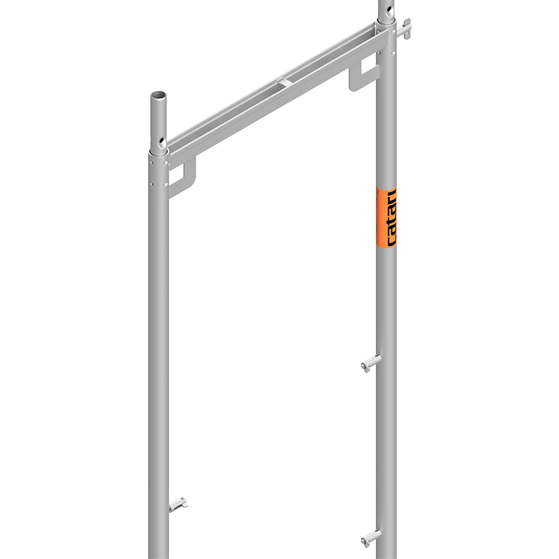 scaffold standard or scaffold pole measures